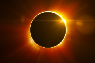 Eclipsă de lună 10 ianuarie 2020. De unde poate fi vazută în București