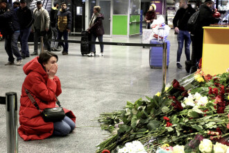 """Victimele ucrainiene ale avionului doborât """"accidental"""" de Iran au fost repatriate"""