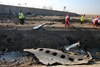 VIDEO. Noi imagini terifiante cu momentul în care avionul ucrainean se prăbușește în Iran