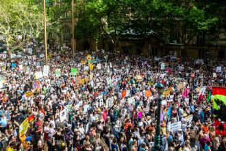 Proteste în Australia. Guvernul, acuzat că a acționat cu întârziere în criza incendiilor
