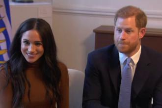 """Presa din SUA, despre retragerea lui Harry și Meghan: """"Este un lucru foarte neobişnuit"""""""