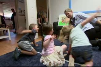 Locul unde copiii sunt pregătiți să se apere când sunt atacați de câini