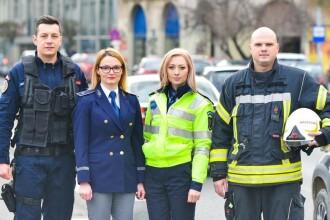 Cariera de polițist, la mare căutare. Peste 9.300 de tineri vor să lucreze în MAI