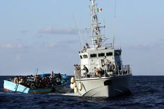 Cel puțin 12 migranți au murit în Marea Ionică. Autoritățile caută și alți dispăruți