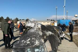 """Canada vrea să fie trimise """"imediat"""" cutiile negre ale avionului prăbușit în Franța sau Ucraina"""
