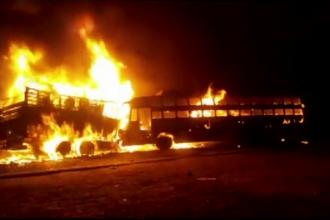 Tragedie în India. Zeci de oameni au murit într-un accident cu un autobuz supraetajat
