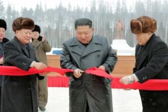 Kim Jong Un a ordonat mai multor femei să se căsătorească cu un grup de muncitori răniți