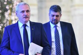 Liviu Dragnea, lăudat de Marcel Ciolacu la conferinţa PSD din Călăraşi