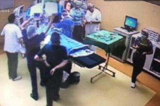 Cazul pacientei arse la Floreasca. Trei asistente, audiate de anchetatori