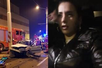 VIDEO. Cine este tânăra care a transmis LIVE momentul în care a murit într-un accident