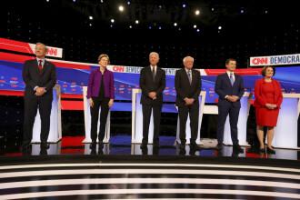 Cine sunt democrații care vor să îi fure fotoliul de președinte lui Donald Trump