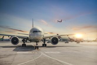 O nouă companie aeriană în România. De când va începe să opereze zborurile