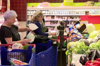 România este vicecampioană europeană la inflație. Cu cât s-a scumpit mâncarea la români