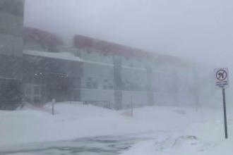 Stare de urgență în Canada, din cauza ninsorilor abundente și a viscolului