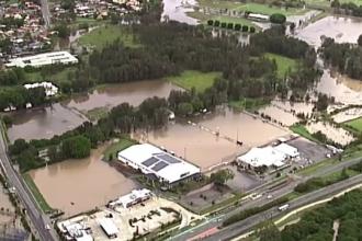 Australia se confruntă cu noi probleme. Ploile torențiale și inundațiile fac prăpăd