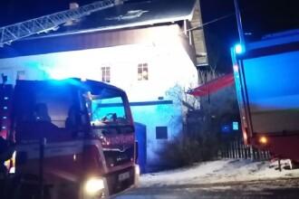Incendiu devastator într-un azil din Cehia. Sunt cel puțin 8 morți și 30 de răniți