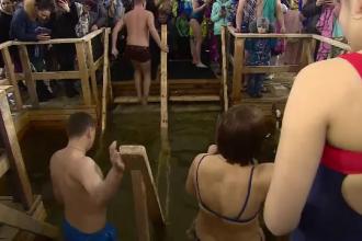 Peste două milioane de ruși au luat parte la Boboteaza pentru credincioșii ortodocși de rit vechi