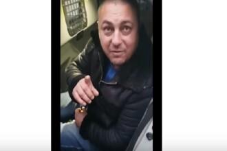 Interlop prins beat la volan, circ cu polițiștii din Alexandria: