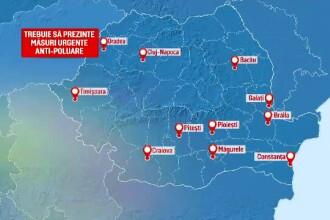 România riscă o amendă uriașă din cauza poluării din București, dar și în alte orașe