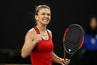 Australian Open 2020. Simona Halep o înfruntă pe Jennifer Brady în debutul turneului