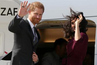 Presa britanică anunță că Prințul Harry a părăsit Marea Britanie. Unde se vede cu Meghan