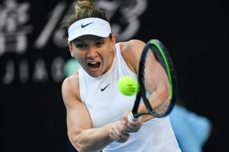 Simona Halep a învins-o la Australian Open 2020 pe Jennifer Brady: 7-6 și 6-1