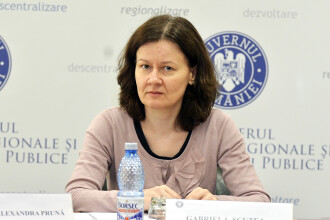 Cine este Gabriela Scutea, propusă pentru funcția de procuror general al României