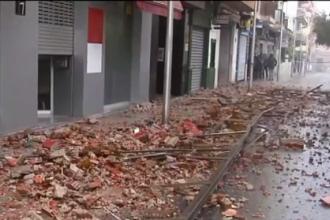 Spania este în alertă din cauza furtunilor violente. Cel puțin 4 oameni au murit