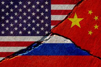 """SUA și Rusia vor să includă China în discuțiile despre armele nucleare. """"Este timpul"""""""