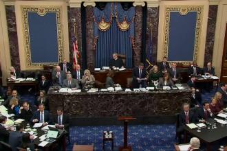 Procesul de destituire a lui Trump a început în Senat. Când va fi anunțată decizia