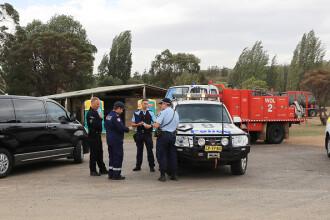 Trei americani, morți în urma prăbușirii avion pentru stingerea incendiilor în Australia