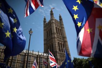 Legea cu care Marea Britanie pune în pericol acordul cu UE.