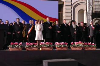 Huiduieli la Iași, după ce Iohannis a vorbit despre PSD și necesitatea alegerilor anticipate
