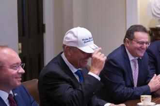 Iohannis a primit în 2019 cadouri în valoare de 6.500 €. Care au fost cele mai ciudate
