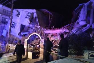 Cutremurul din Turcia a avut peste 60 de replici puternice. Sunt cel puțin 22 de morți