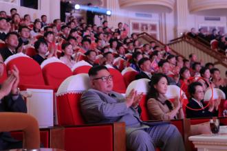 Prima apariție publică a mătușii lui Kim Jong Un, după ce liderul de la Phenian i-a executat soțul