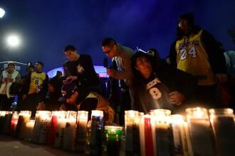 Ploaie de omagii după moartea legendarului Kobe Bryant