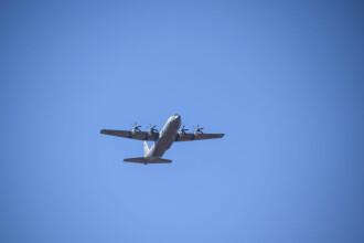 """Un avion s-a prăbușit în Afganistan. Talibanii susțin că era plin cu """"ocupanți americani"""""""