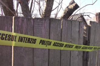 Motivul pentru care un adolescent din Bacău și-a ucis tatăl și i-a ascuns trupul