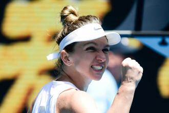 Halep - Kontaveit, la Australian Open 2020. Simona s-a calificat în semifinale