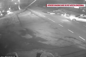 VIDEO. Accident grav. O căruță a fost lovită în plin de o mașină pe DN2