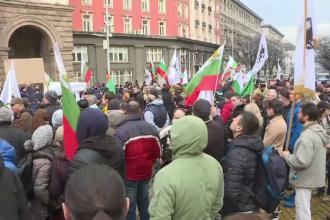 Proteste violente în Bulgaria. Cetățenii, nemulțumiți de raționalizarea apei