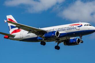 British Airways suspendă toate legăturile cu China din cauza epidemiei de coronavirus