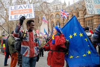 Marea Britanie se desparte de UE, după 47 de ani de parteneriat și 1.317 zile de negocieri