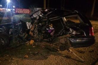 Doi soți din Brăila au murit striviți în mașină de un autocar. Greșeala făcută de șofer