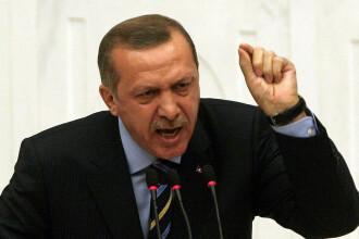 Erdogan, escortat de o cameră termică, pentru a preveni contactul cu persoane infectate