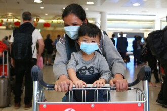 Persoanele care nu mai pot intra în SUA și Australia în urma epidemiei de coronavirus