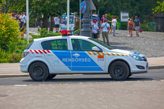 Un român de 63 de ani a fost condamnat la închisoare în Ungaria după ce a produs un accident