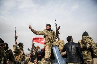 Turcia afirmă că a distrus o instalaţie de arme chimice din Siria