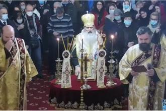 """ÎPS Teodosie a încălcat restricțiile și a organizat slujba dintre ani în catedrală. """"Cine să ne oprească"""""""